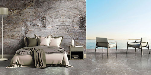 <p>Nothing adds the grace to your fine taste like the ageless Grey Marble. It adds the richness of simplicity to your edifice and the subtleness that settles with every interior</p>
